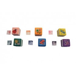 Set 6 stampile Joy