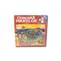 Joc colectiv tridimensional Comoara Piratilor