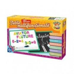 Tabla multifunctionala educativa cu numere si alfabet 67050