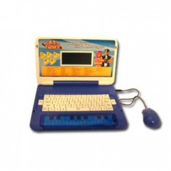 Mini-Laptop Lazy Town aparat de invatare