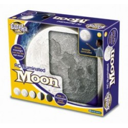 Luna iluminata cu telecomanda