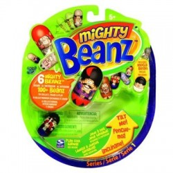 Set 6 Mighty Beanz