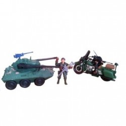 Set Militar Combat Force C123-21