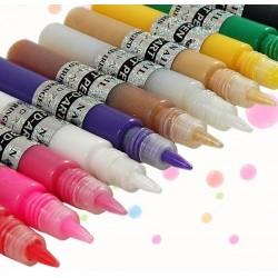 Creioane pentru pictura unghii 3D
