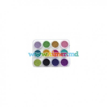 Set 12 bilute caviar CD018