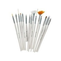 Set 15 pensule Nail Art Brush