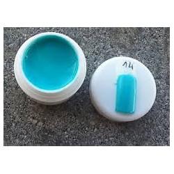 Gel UV color Turkis