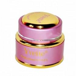 Gel UV 3 in 1 Cover Pink Clear White Yvette 15 ml