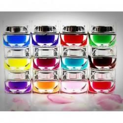 Kit 12 nuante geluri UV colorate