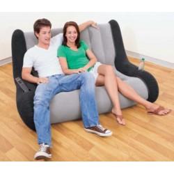 Canapea gonflabila 2 persoane Intex 68560