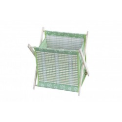 Cos textil verde