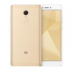Xiaomi Redmi Note 4X, Dual Sim, 32GB, 4G, Gold