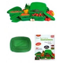 Caserole Always Fresh, cutii depozitare alimente