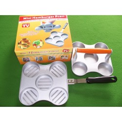 Mini Hamburger Press