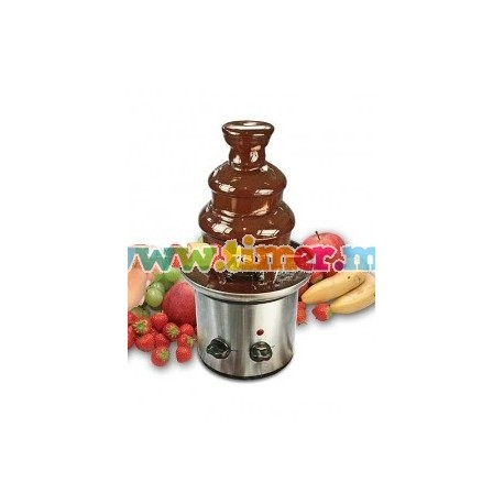 Fantana de Ciocolata Inox