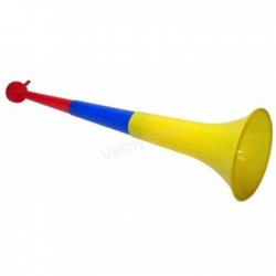 Vuvuzela - Trompeta pentru suporteri adevarati