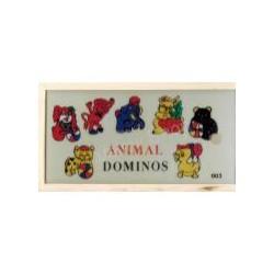 Joc Domino cu animale 28 piese