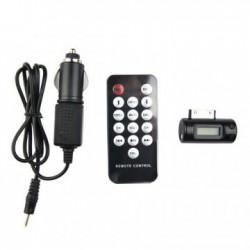 Modulator FM cu Telecomanda iPhone 3GS/4G&iPod